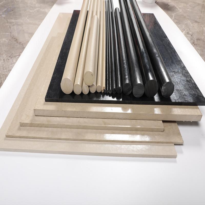 直径12mm本色黑色PEEK纯料棒材厂家直销批发