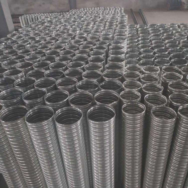 預應力金屬波紋管 塑料PE波紋管A鍍鋅金屬波紋管