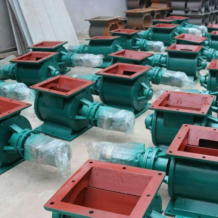 務實規格齊全關風機 鎖風機 星型卸料器 不銹鋼卸料器