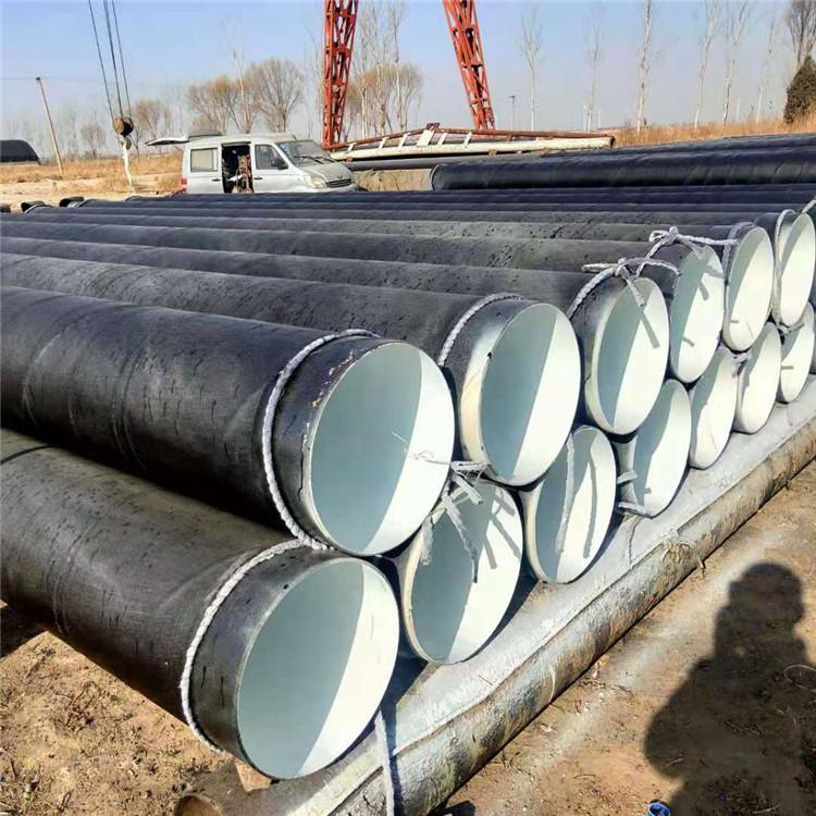 廣匯生產 內ipn8710防腐鋼管 排水防腐螺旋鋼管 廠家出售