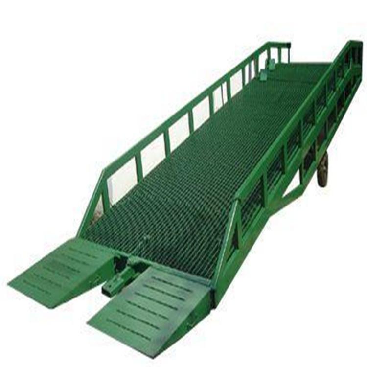 現貨直銷多種規格的集裝箱卸貨平臺 移動/固定登車橋 廣泛應用 蓋亞直銷
