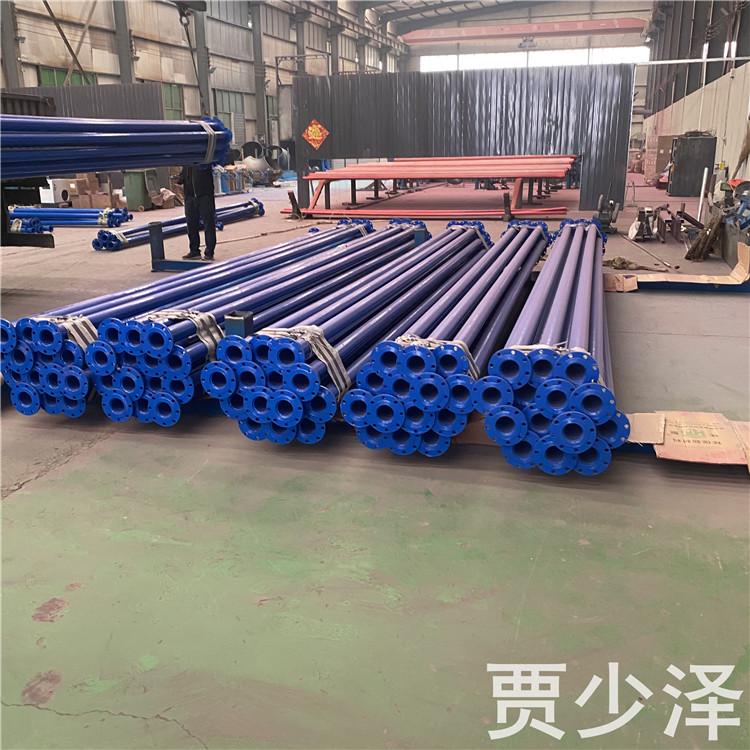 內外涂塑鋼管管件 防腐涂塑復合鋼管價格 元發管道 廠家出售