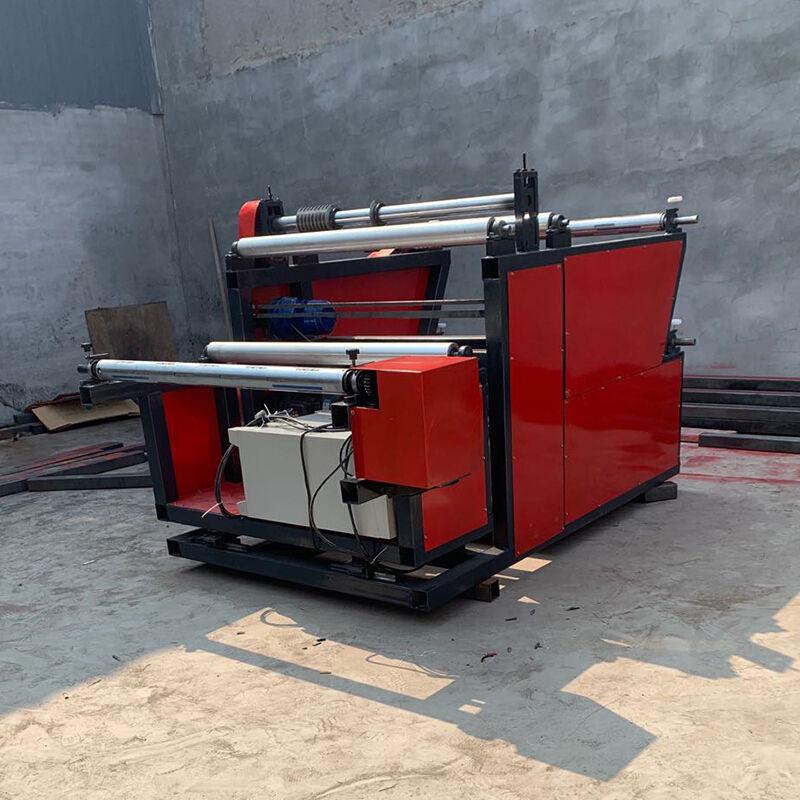 騰拓 供應分切機 全自動熔噴布分切復卷機 衛生紙無紡布分條機分切機