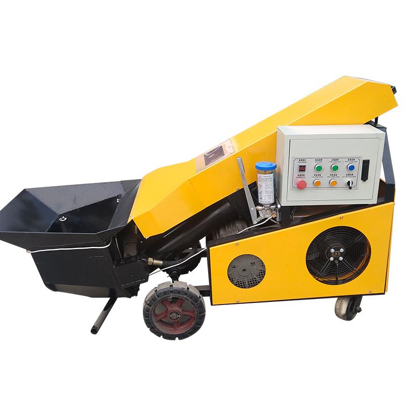 鴻多 混凝土輸送泵新小型的 混凝土20輸送泵 輸送泵生產廠家