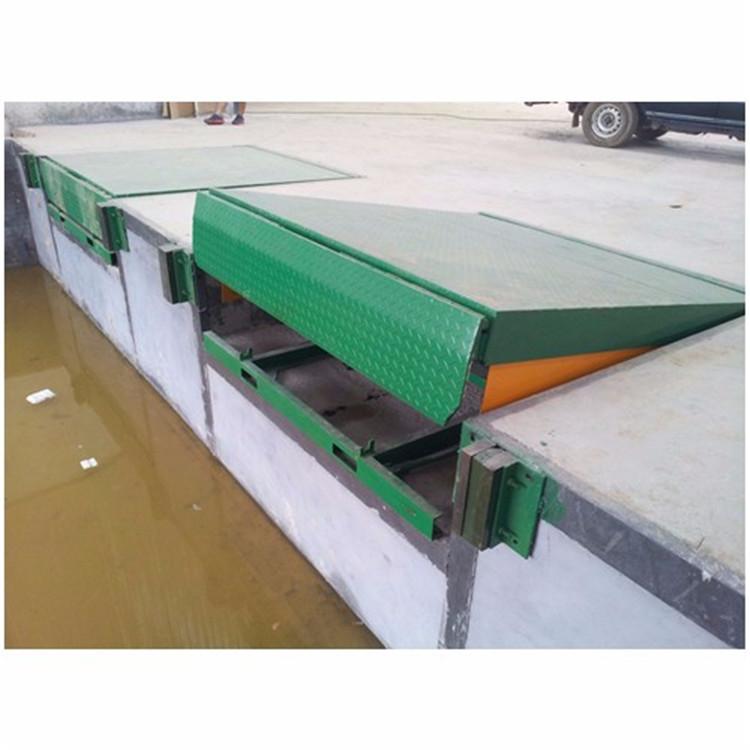 固定式卸貨平臺 集裝箱卸貨塔車板 蓋亞機械多種規格直銷