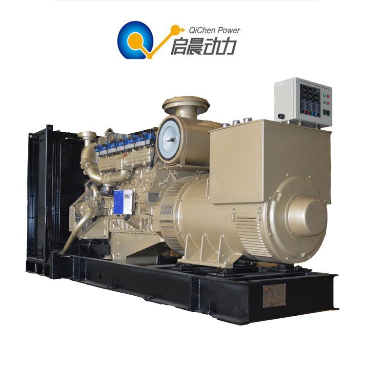 油田伴生氣發電機組300kw天然氣發電機組燃氣發電機 智能化控制