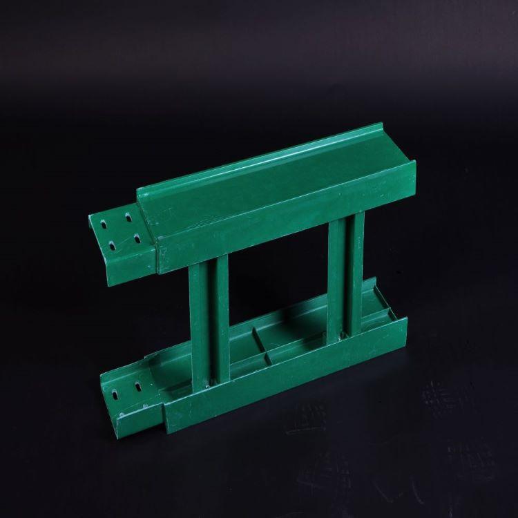 防火型電纜橋架寧峰玻璃鋼管箱鍍鋅電纜橋架