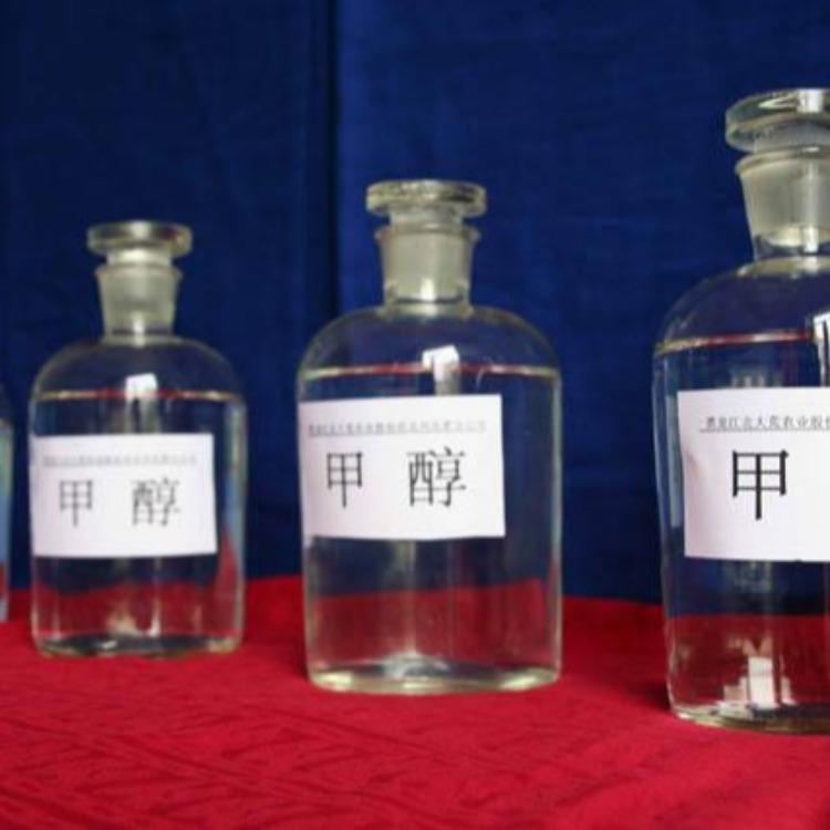福建福州 甲醇 工业酒精 甲醇燃料国标含量 机械清洗 厂家直销