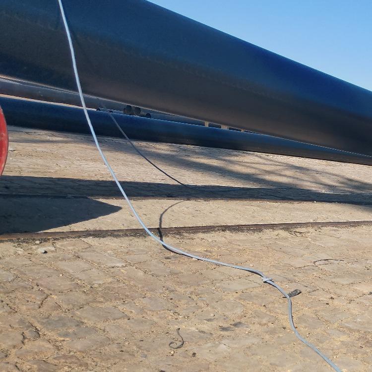 預制保溫管件 歐良聚氨酯泡沫保溫管 高密度聚乙烯夾克管 黑黃夾克管價格