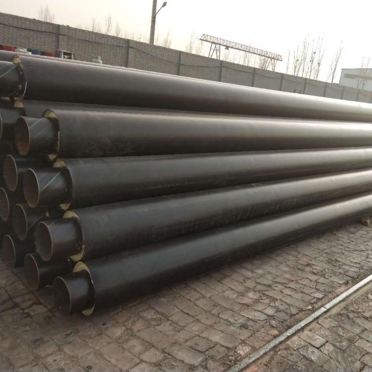 鋼套鋼保溫鋼管 歐良鋼套鋼保溫鋼管 聚氨酯夾克保溫管