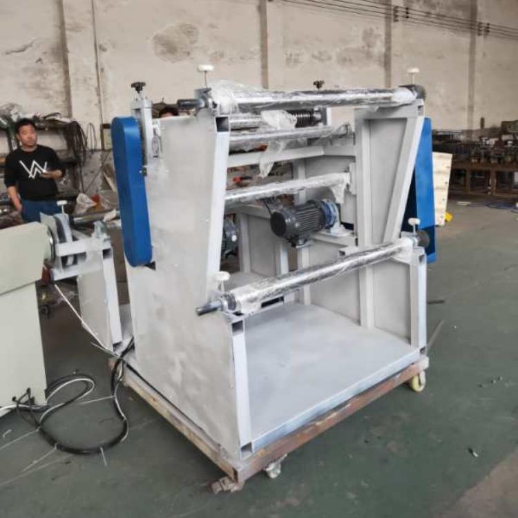 熔噴布分切復卷機 鳴工機械 支持定做 價格優惠