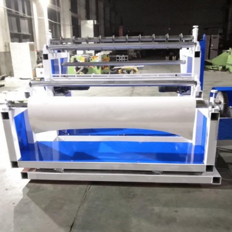 分切復卷機 膠帶紙分條機分皮革分切機 鳴工機械 廠家直銷