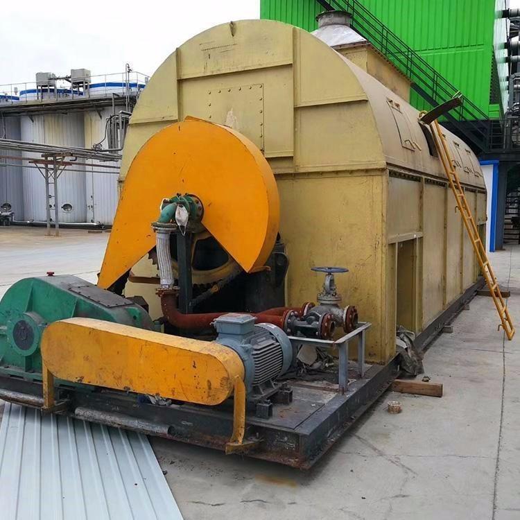 二手管束烘干机 速达供应不锈钢管束干燥机 九成新设备厂家直销