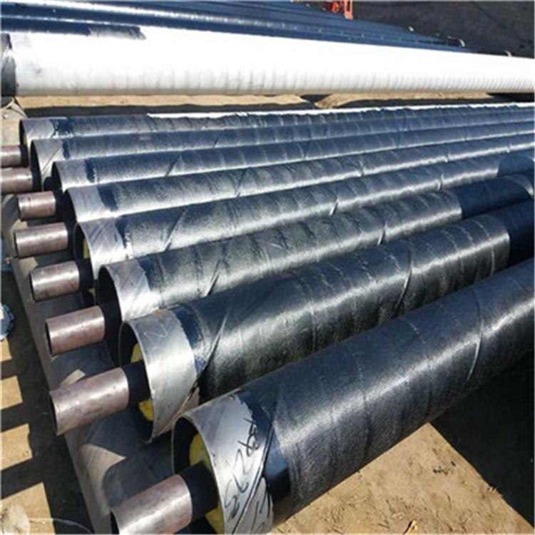 元發管道 鋼套鋼直埋保溫管 直埋蒸汽保溫鋼管 自產自銷