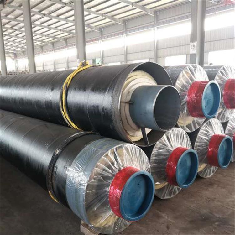 元發管道 直埋式保溫鋼管 直埋蒸汽保溫管道 大量供應