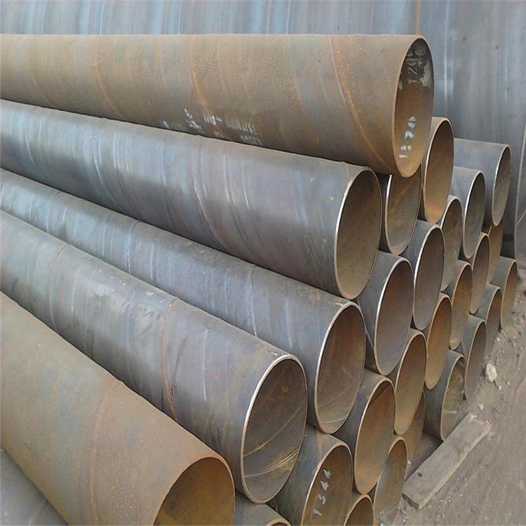 元發管道 排水用螺旋管 小口徑螺旋鋼管 大量批發
