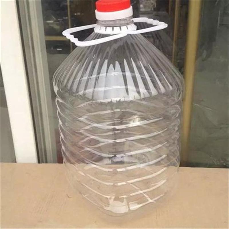 峰遵 5L透明塑料桶 酒水飲料瓶5公斤裝 PET透明食用塑料油桶批發 可定制