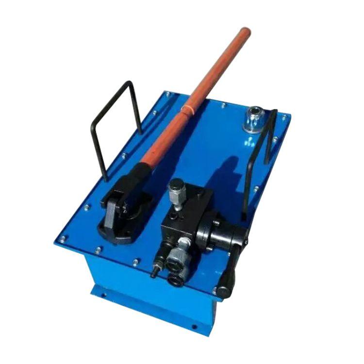 龙腾液压专业生产液压手动泵 单向手动油泵 超高压手动泵