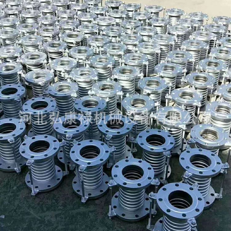 化工软管 厂家供应金属软管 304不锈钢金属软管 法兰式金属软管