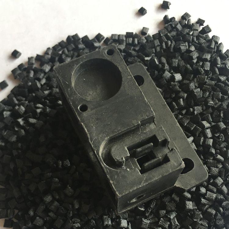 聚苯硫醚特种耐高温注塑级pps GF 50%玻纤 防火绝缘PPS颗粒粒子料