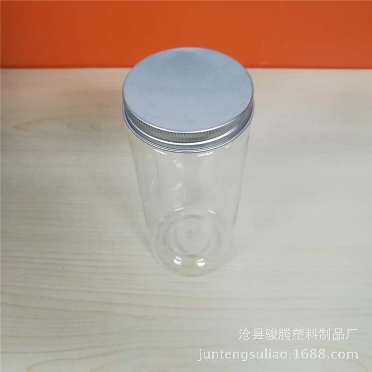 85150圆广口食品塑料瓶 PET食品密封罐 食品级广口透明塑料瓶