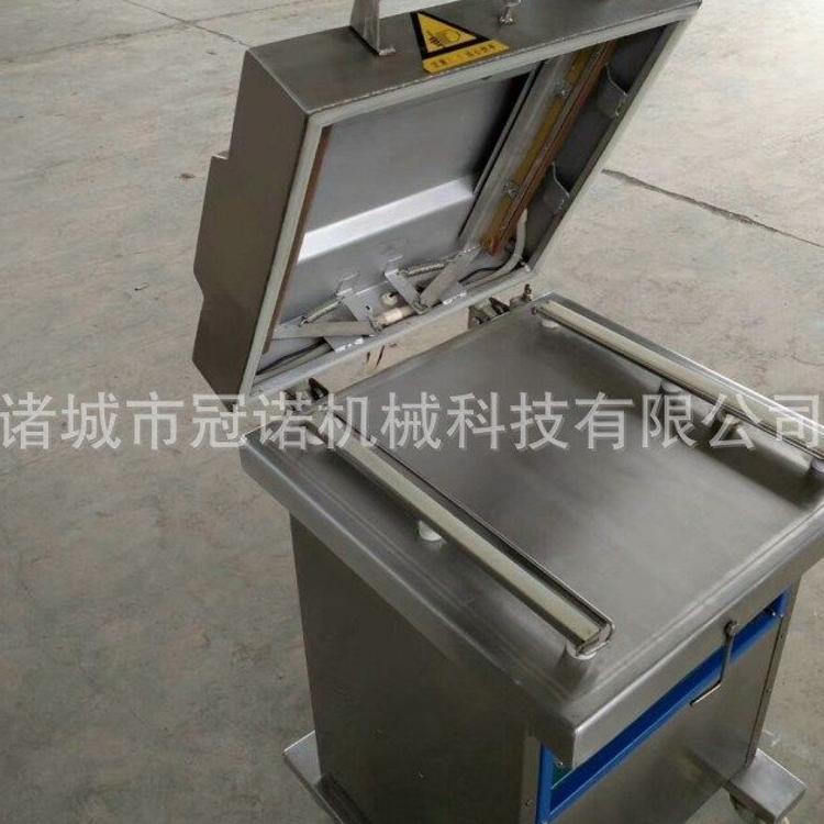 供应400单室小型真空包装机 山东熟食包装机械 真空封口机厂家