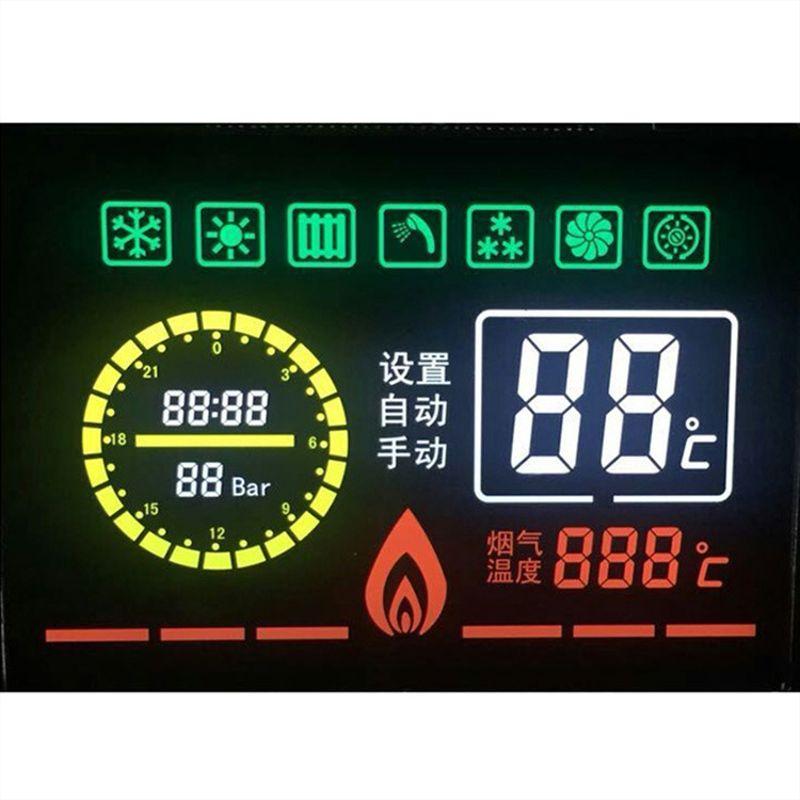跑步机控制器LCD触摸液晶显示屏 专业定制设计液晶触摸屏模块方案