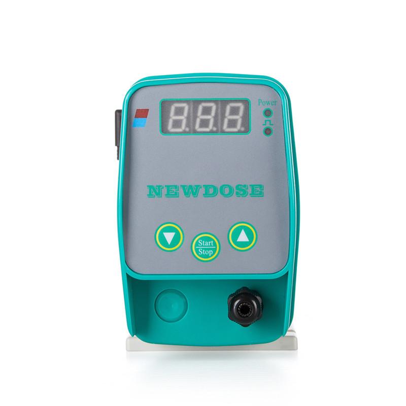 新道茨计量泵DFD系列手动调节 定量加液加药泵 电磁隔膜计量泵