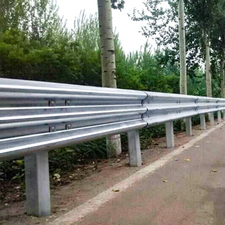 乡村公路防护栏乡村道路波形防护栏乡村公路安全防护栏农村公路波形钢护栏