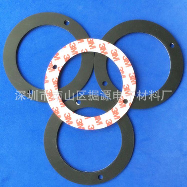 背胶橡胶密封垫 防水橡胶密封圈 自粘硅胶垫圈 硅胶垫