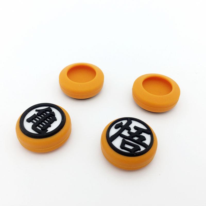 新品ps4手柄遥感按键 手游PS4手柄摇杆帽硅胶材质 可订制