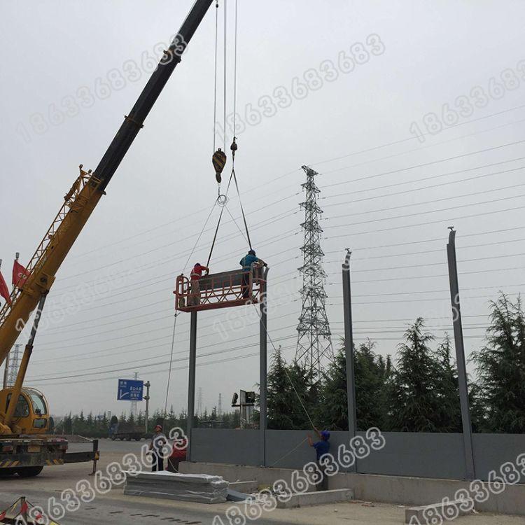 隔音墙厂家直销高速公路隔音墙定制批发铁路公路设施工厂隔音墙