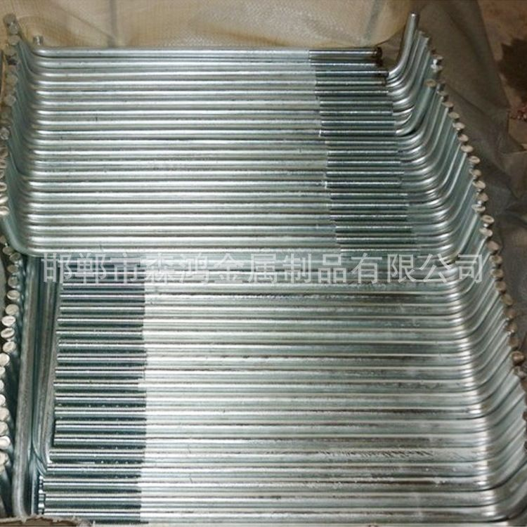 加工定制地脚螺栓热镀锌Q235BQ345B预埋件JBZQ4362国标地脚丝