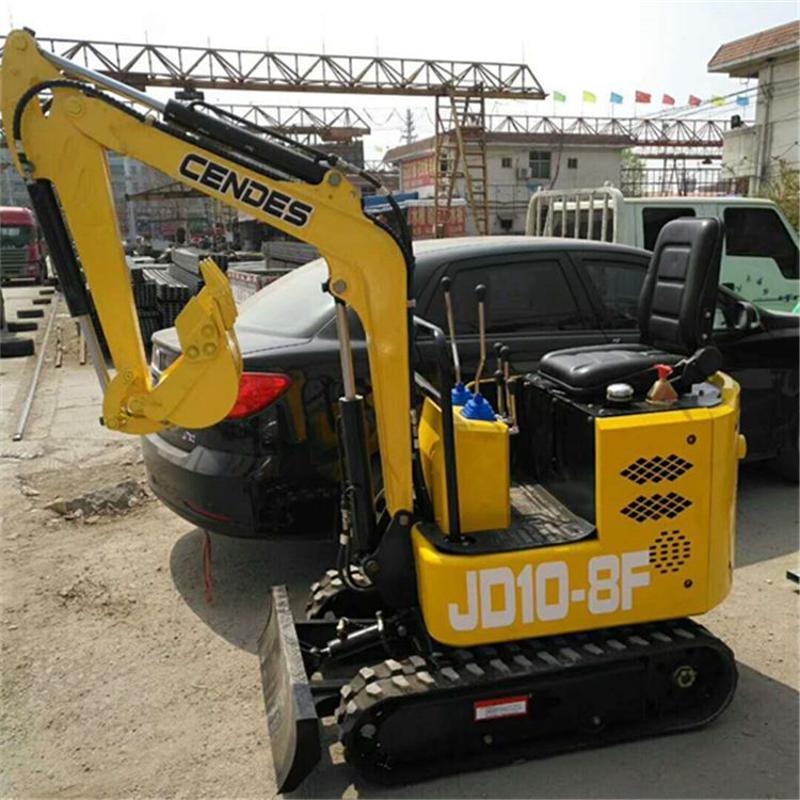 微型挖掘机小型挖掘机新型多功能农用10挖掘机厂家直销