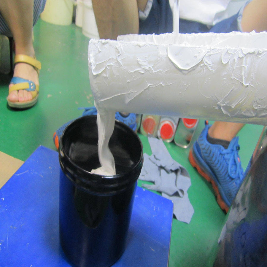 耐高温导热硅脂硅胶 白/灰LED电子电源用散热膏 1KG灌装 导热硅脂