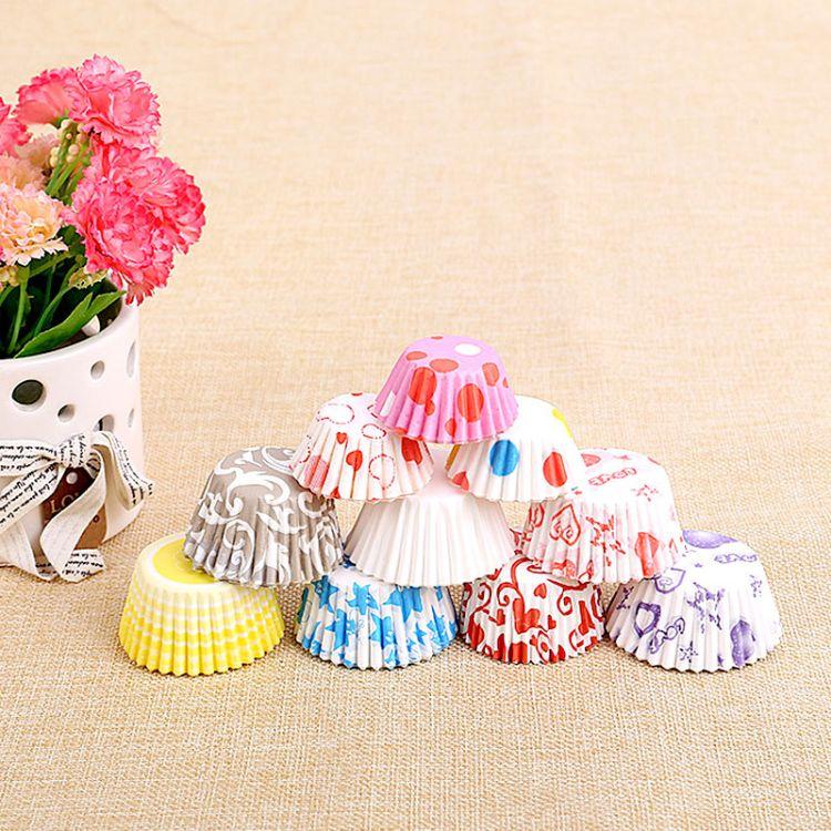 厂家直销 11cm雪媚娘纸托 蛋糕纸杯 蛋糕底托 烘焙油纸托