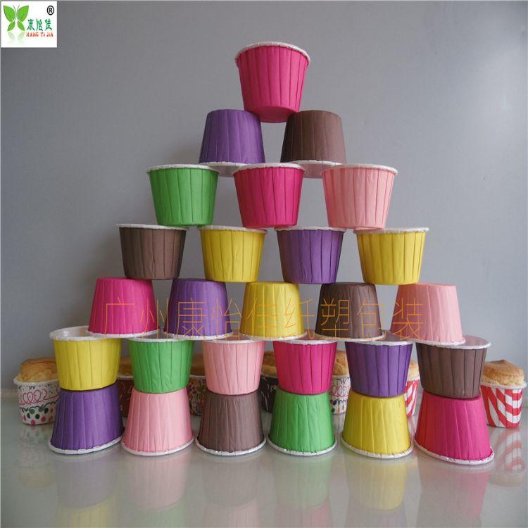 烘焙纸杯  卷边杯  现货烘焙纸杯  定制印刷烘焙纸杯