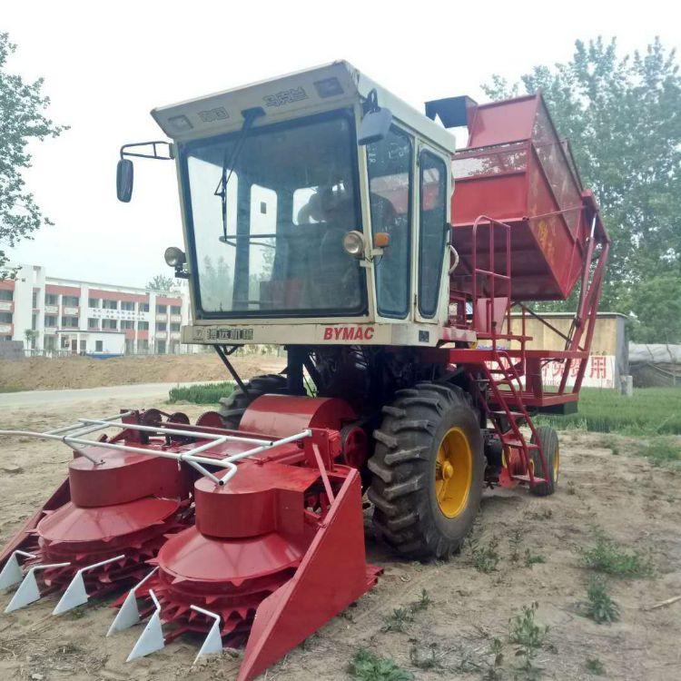 厂家直销玉米秸秆收割机 秸秆收割青储机 牧草粉碎收割机