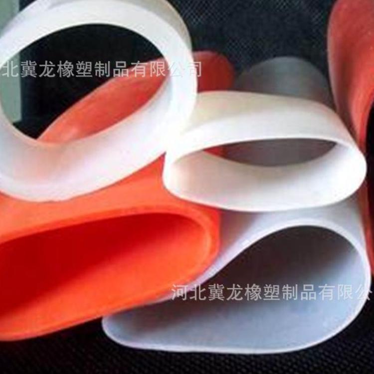 优质硅胶软管 超大Φ50-800mm红色蓝色硅橡胶大口径硅胶管 包邮