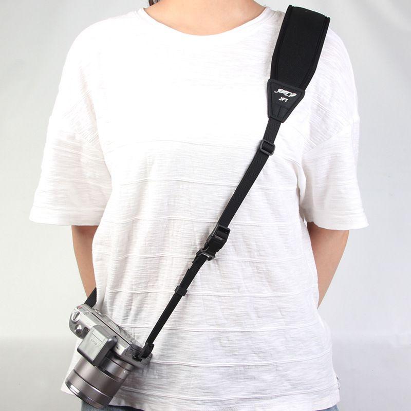 JFT减压相机背带气垫减压肩带升级按摩单反背带