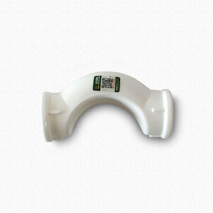 厂家直销进口原料国标精品 PPR管件 PPR过桥弯 PPR短过桥
