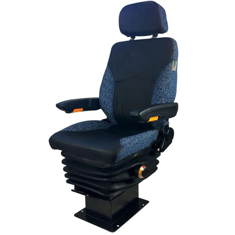 厂家直发M801机械减震座椅 机电设备座椅 铁路设备座椅 可调节