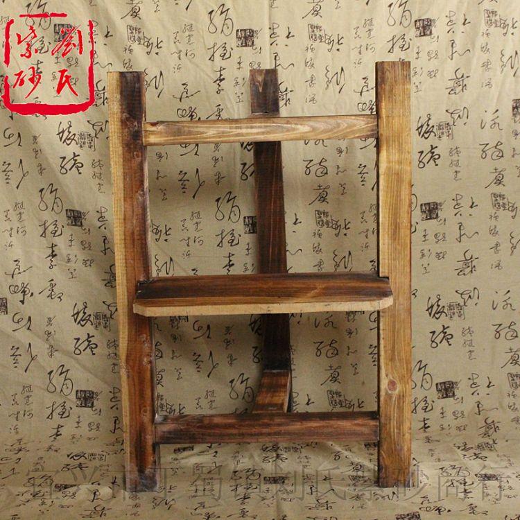 水缸木架 放置水缸专用水缸烟熏木架 厂家直销