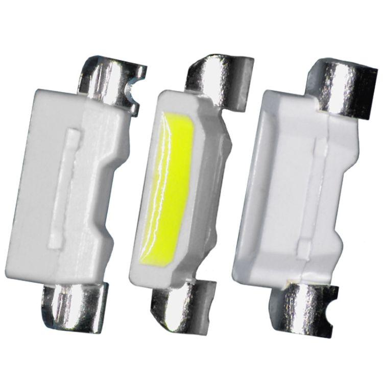 侧面灯珠335白光侧发光贴片灯侧面335冷白灯贴片LED灯