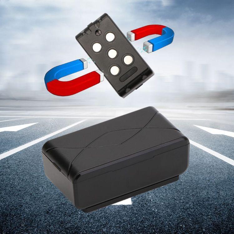 星诺强磁免安装3年待机汽车租赁车辆定位跟追踪防盗无线gps定位器