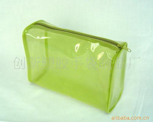 供应PVC塑料袋,软胶袋,车缝拉链袋