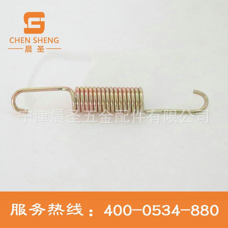 厂家专业生产不锈钢刹车弹簧拉伸弹簧拉力弹簧双钩拉力弹簧
