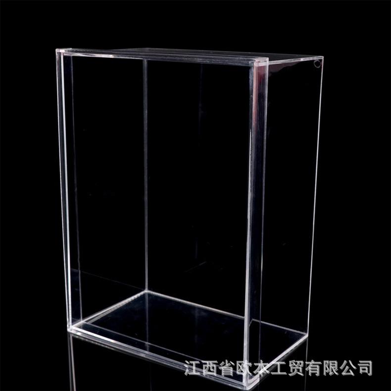 透明亚克力盒子收纳盒有机玻璃防尘罩子亚克力糖果盒 厂家定制