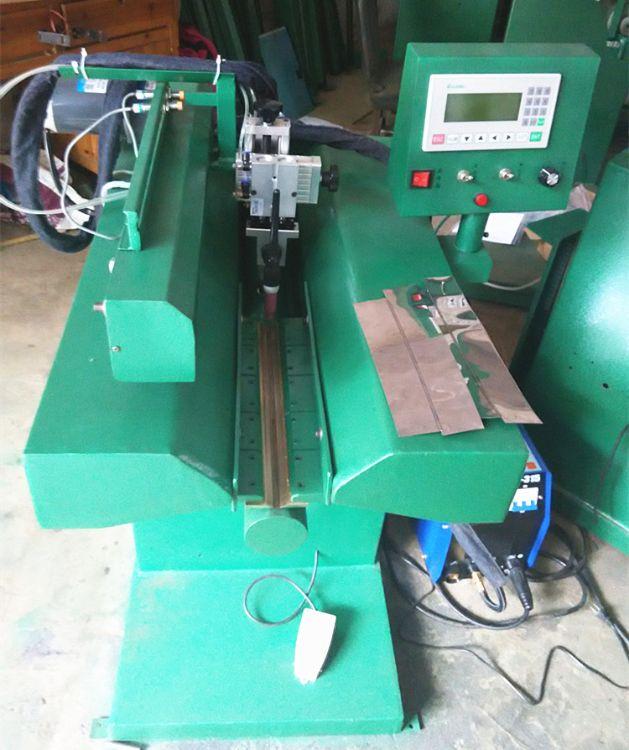 自动焊机GJD-ZF320不锈钢氩弧直缝焊机氩弧焊铝直缝焊机自动焊接