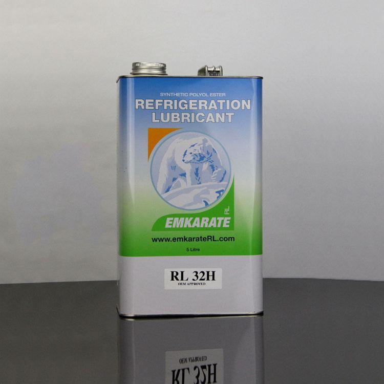 冰熊RL32H冷冻油EMKARATE冰熊冷冻油5升装原装油